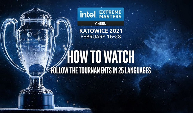 IEM Katowice 2021 Guide: Full Schedule