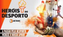 Heróis do Desporto Betano quer apoiar atletas amadores
