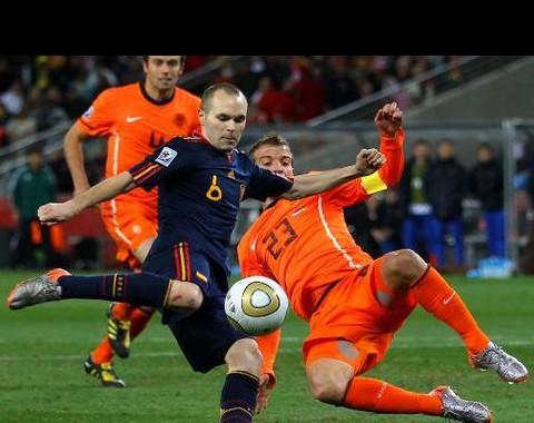 Espanha vs Holanda: o maior prémio que vais encontrar ao apostar em qualquer uma destas equipas
