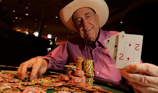 Lenda do poker pode regressar da reforma
