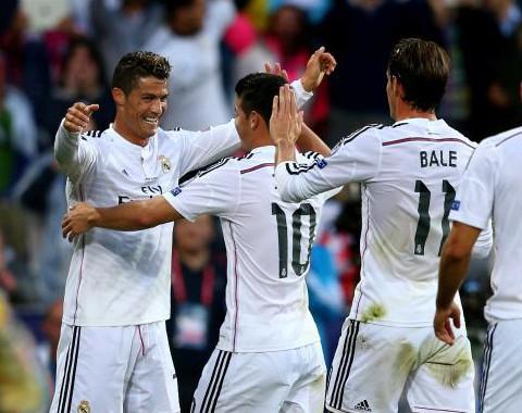 Análise do jogo: Ludogorets vs Real Madrid (1 Outubro 2014)