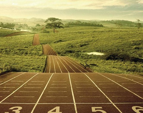 The professional trader's marathon