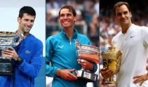A motivação dos melhores tenistas do mundo