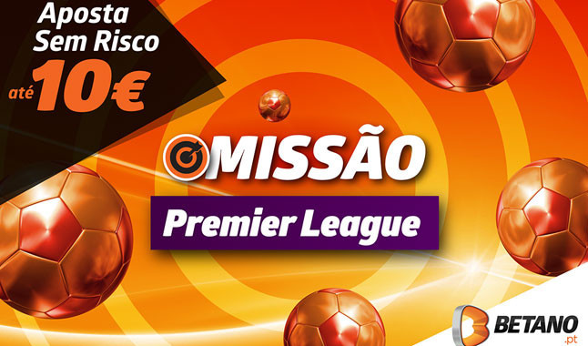 Apostas Premier League sem Risco