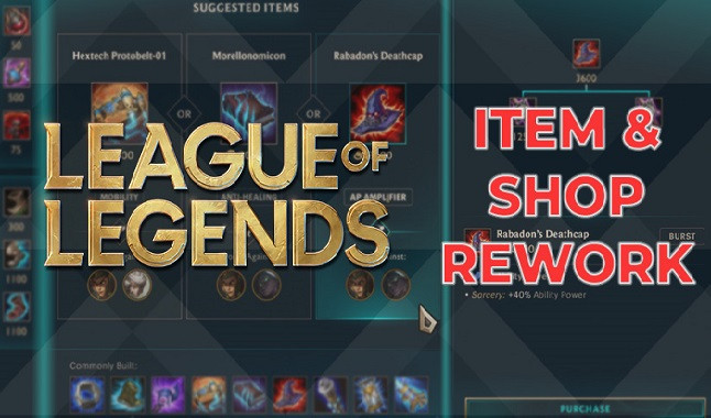 Changes in the 2021 League of Legends season