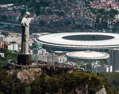 Curiosidades do Mundial 2014 no Brasil