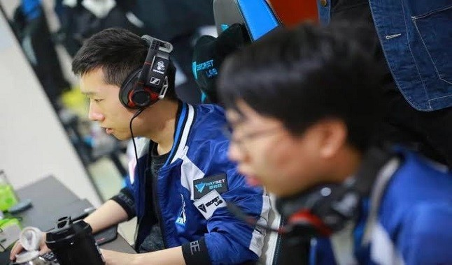NewBee is banned from all Chinese competitive Dota 2