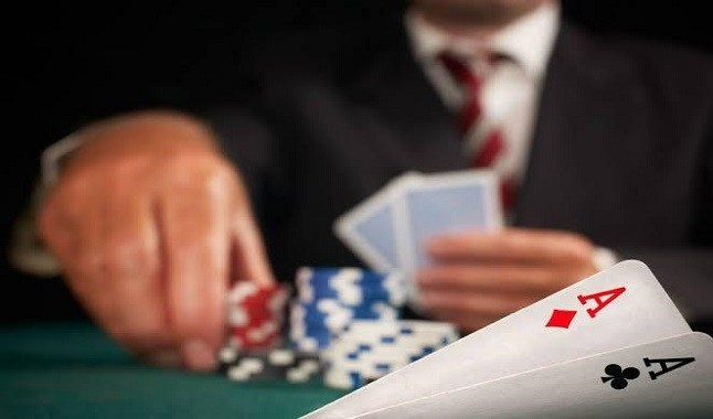 Poker is about having a