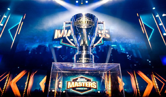 DreamHack Masters Winter 2020 invited teams