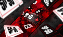 PokerStars: 50/50 will distribute more than $ 6 million