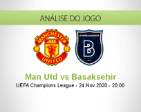Man Utd vs Basaksehir