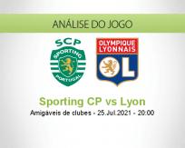 Sporting CP vs Lyon