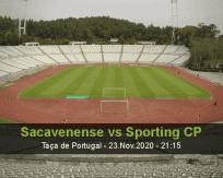 Sacavenense vs Sporting CP
