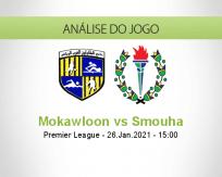 Prognóstico Mokawloon Smouha (26 Janeiro 2021)