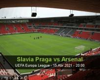Slavia Praga vs Arsenal