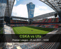 CSKA vs Ufa