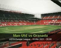 Man Utd vs Granada