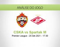 CSKA vs Spartak M