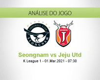 Seongnam vs Jeju Utd