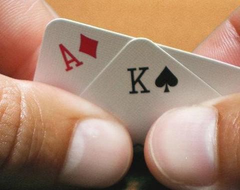 Ranking Poker hands