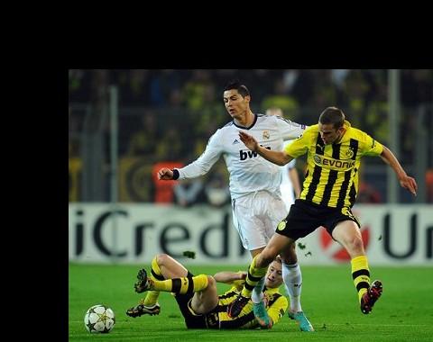 Aposta Grátis no Real Madrid v Borussia Dortmund