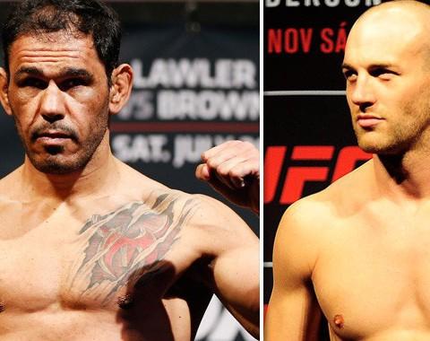 Preview: Minotouro vs Patrick Cummins (UFC - 14th May, 2016)