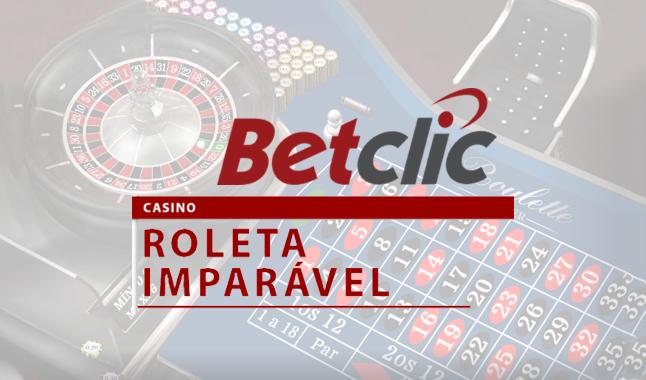 Betclic casino : Roleta imparável