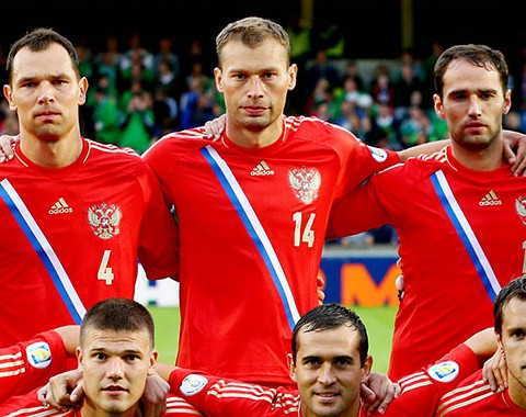 Os pontos fortes e pontos fracos da Seleção da Rússia para o Mundial 2014
