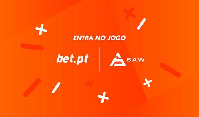 SAW esports assina parceria com Bet.pt