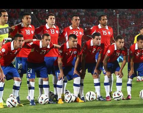 Espanha vs Chile: duas equipas à procura da iniciativa de jogo