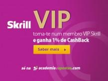 Como ser membro VIP Skrill?