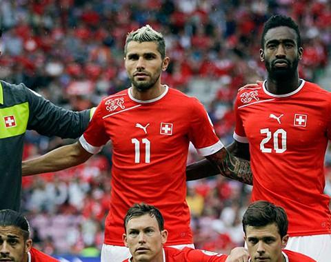 Os jogadores chave da Seleção da Suíça: análise e avaliação