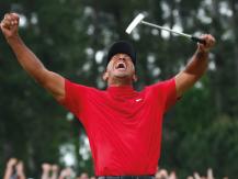 Aposta vencedora de $85.000 em Tiger Woods no Masters 2019