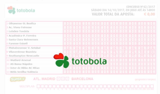 Totobola : Jogar ou não jogar?