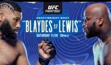 Tudo sobre a luta entre Curtis Blaydes e Derrick Lewis
