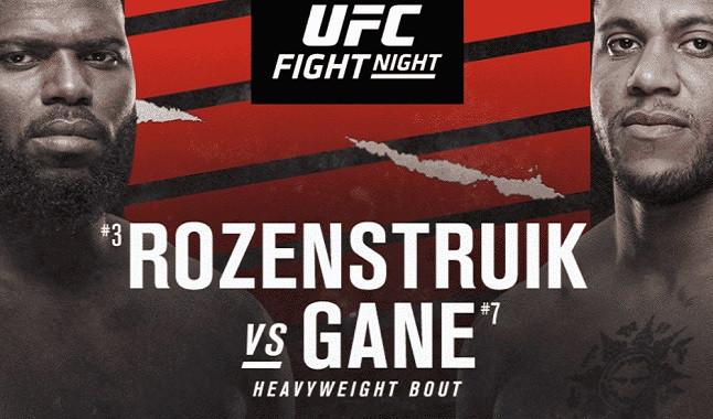 All about the fight between Jairzinho Rozenstruik and Ciryl Gane