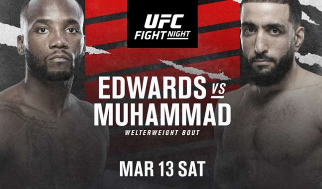 All about the fight between Leon Edwards vs Belal Muhammad