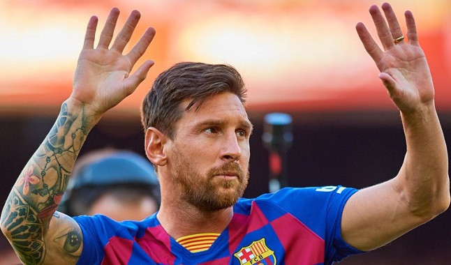 All about the Messi case