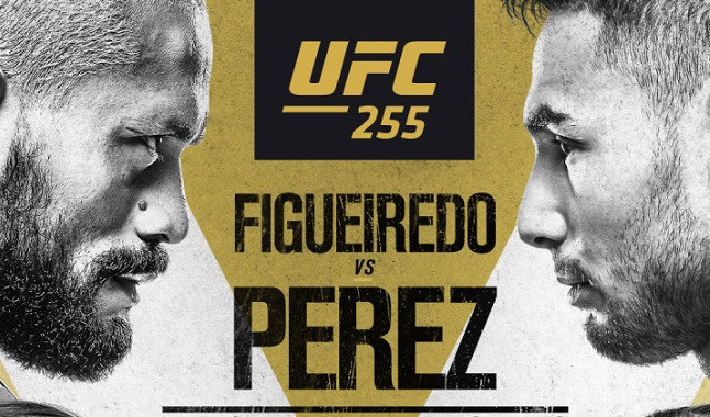 Everything about the UFC 255