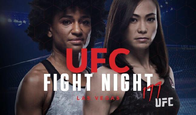 Tudo sobre o UFC Fight Night 177