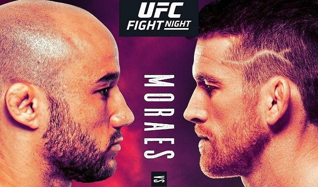 Everything about the UFC Fight Night 179