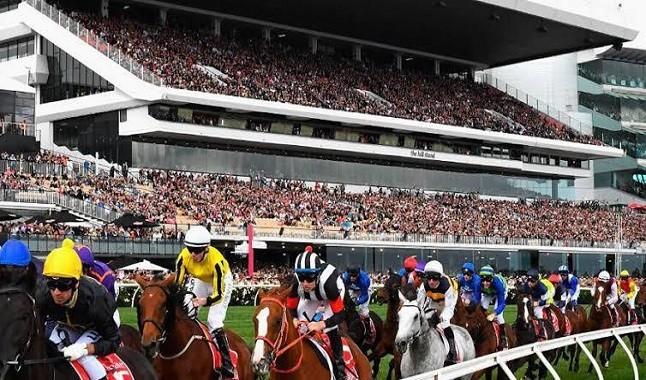 British horseracing is close to returning