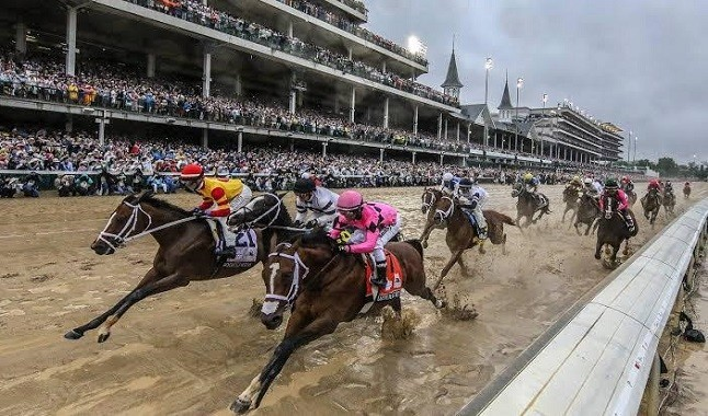 Horse Racing: Kentucky Derby had millions of spectators