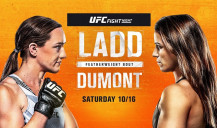 UFC Vegas 40: Ladd vs. Dumont