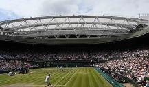 Wimbledon com lotação máxima nas finais