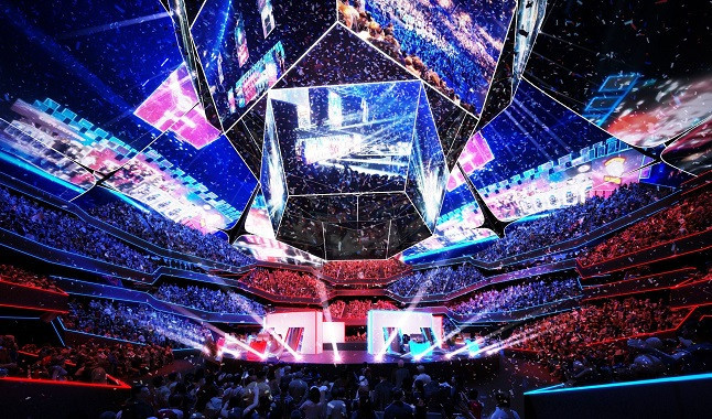 Shanghai to build eSports arena that promises to be gigantic